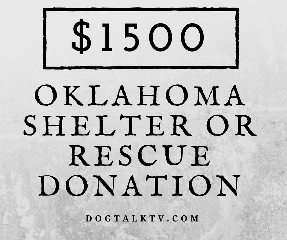 $1500 Shelter/Rescue Giveaway Contest Rules