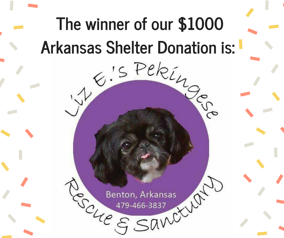 arkansas shelter