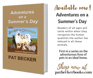 Pat Becker Books